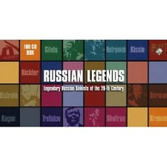 Brilliant Classics - Russian Legends CD 109 ( No. 1) - Various Artists