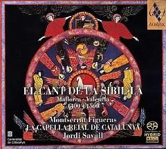 Album El Canto De La Sibila III - Mallorca, Valencia CD 1 - Jordi Savall
