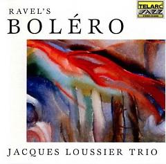 Album Ravel's Boléro - Jacques Loussier Trio