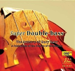 Album Super Double Bass - Gary Karr