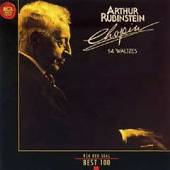 RCA Best 100 CD 33 -  Chopin 14 Waltzes - Artur Rubinstein