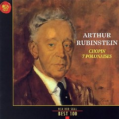 RCA Best 100 CD 34 - Chopin 7 Polonaises - Artur Rubinstein
