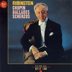 RCA Best 100 CD 35 - Chopin Ballades & Scherzos - Artur Rubinstein