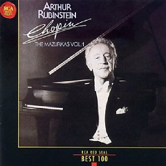 RCA Best 100 CD 37 - Chopin The Mazurkas Vol.1 CD 1 - Artur Rubinstein