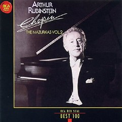 RCA Best 100 CD 38 - Chopin The Mazurkas Vol.2 CD 1 - Artur Rubinstein