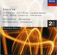 Album Janacek Sinfonietta Taras Bulba CD  2 - Sir Neville Marriner ft. London Symphony Orchestra