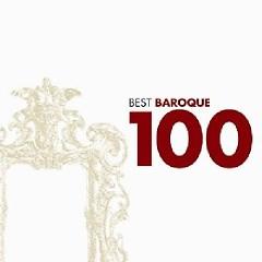 Album 100 Best Baroque CD 2 - Various Artists