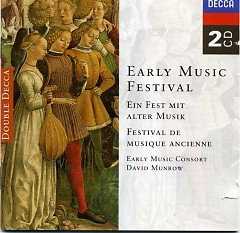 Early Music Festival Disc 2 No. 1 - David Munrow