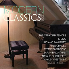 Album Modern Classics 2009 - Various Artists