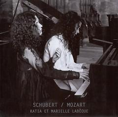 Schubert Mozart Piano Duets - Marielle Labèque ft. Katia Labèque