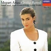 Album Mozart Arias - Cecilia Bartoli