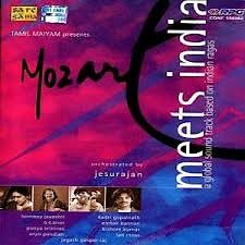 Album Mozart Meets India - Various Artists