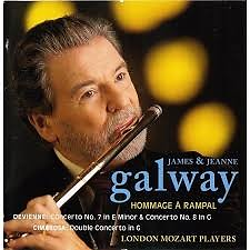Album Hommage A Rampal - James Galway ft. London Mozart Players