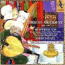 Orient - Occident (No. 1) - Jordi Savall