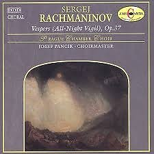 Rachmaninov Vespers Op. 37 - Various Artists