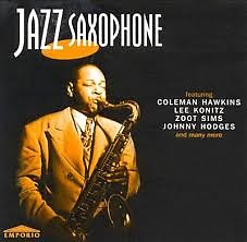 Jazz Saxophone - Various Artists