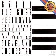 Album  - Leon Fleisher,George Szell,The Cleveland Orchestra