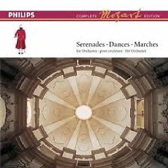 Mozart Complete Edition Box 2 - Serenades, Dances & Marches CD 1 - Willi Boskovsky ft. Sir Neville Marriner ft. Academy Of St Martin InThe Fields