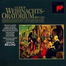 Album J.S.Bach - Weihnachts Oratorium CD 1 (No. 1) - Various Artists