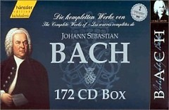 Complete Works Of Bach Hanssler Edition Bachakademie Vol 10 CD 3 (No. 1) - Helmuth Rilling ft. Various Artists