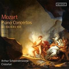 Album Mozart - Piano Concertos 18 & 19 - Arthur Schoonderwoerd