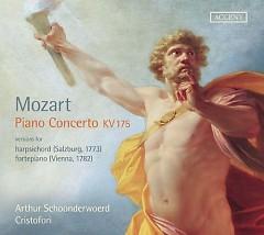 Album  - Arthur Schoonderwoerd,Cristofori Ensemble