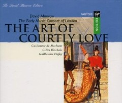 The Art Of Courtly Love CD 2 (No. 1) - David Munrow,Early Music Consort Of London