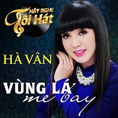 Album Vùng Lá Me Bay - Hà Vân