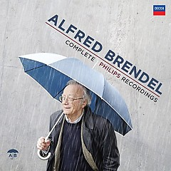 Alfred Brendel - Complete Philips Recordings CD 45 - Alfred Brendel, Various Artists