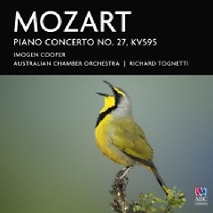 Album  - Imogen Cooper, Richard Tognetti, Australian Chamber Orchestra