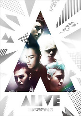 Alive (Japanese Version) - BIGBANG