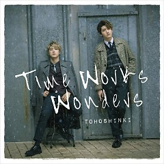 Time Works Wonders (Japanese) - DBSK