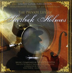 The Private Life Of Sherlock Holmes OST (P.1) - Miklos Rozsa
