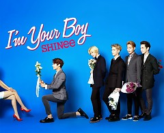 I'm Your Boy (Japanese) - SHINee