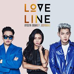 Love Line - Hyorin ((Sistar)),Bumkey,Joo Young