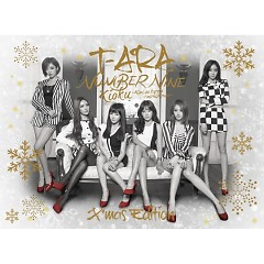 Album T-ara Party Non Stop Remix - T-ARA