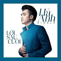 Album Lời Sau Cuối - Hà Anh