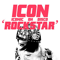 Iconic Oh Disco 'Rock Star' - Icon