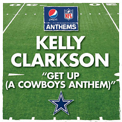 Get Up (A Cowboy's Anthem) (Single) - Kelly Clarkson
