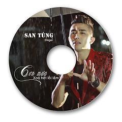 Ca sỹ San Tùng -