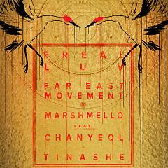 Album Freal Luv (Single) - Far East Movement, CHANYEOL, Marshmello, Tinashe