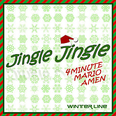 Jingle Jingle - 4MINUTE ft. Mario