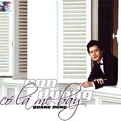 Album Con Đường Có Lá Me Bay - Quang Dũng
