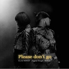 Album Please Don't Go - 2NE1