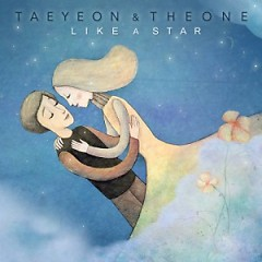Album Like A Star - TAEYEON ft. The One