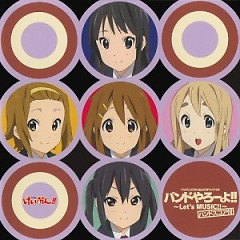 K-ON!! Official Band Yarou yo!! ~Let's MUSIC!! ~ - Houkago Teatime