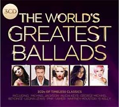 The World's Greatest Ballads (CD3) - Various Artists