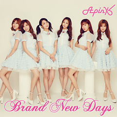 Brand New Days (Japanese) - Apink
