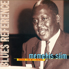 Album Boogie For My Friends - Memphis Slim