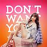 Bài hát Don't Want You - Sĩ Thanh